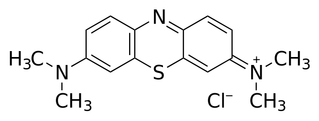 CI 52015 Methylene Blue Basic 9 LC