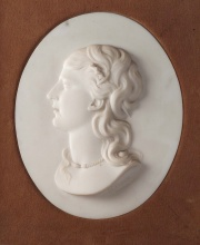 Marble Cameo
