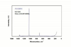 Potassium Nitrate Cameo